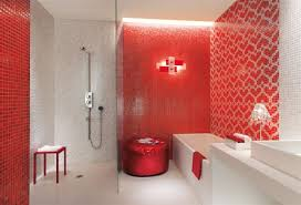 Bathroom Accessories Red Color Bathroom Ideas Designs