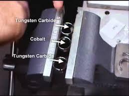 cobalt vs titanium drill bits. tungsten carbide vs. cobalt vs titanium drill bits l