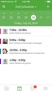 Make Work Schedule Online Free Free Staff Scheduling App Employees Love When I Work