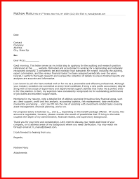 Resume Cover Letters 2016 Apa Example