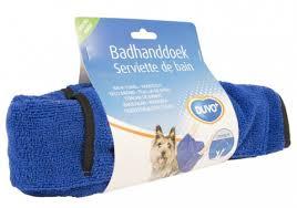 DUVO+ <b>Полотенце</b> для животных из <b>микрофибры</b>, синее - купить ...