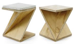 Simple Geometric Furniture Collection Series 1a By Michael Turner