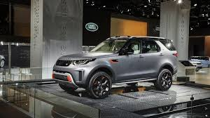 2018 land rover discovery svx. exellent svx with 2018 land rover discovery svx