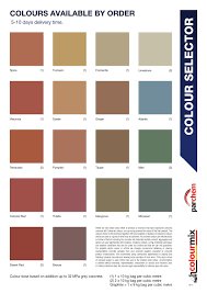 Cathay Industries Colour Chart Colourmix Colour Chart By Jason Moy Issuu