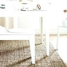 ikea jute rug fresh rugs at or jute rug in tan paired with white dining furniture ikea jute rug