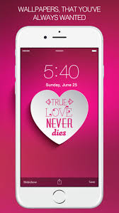 Love Quotes App Custom Daily Love Quotes Romantic Cute Wallpapers HD By Fexy Apps