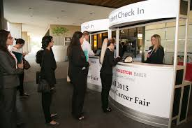 bauer career fair features more than 100 employers where awesome uh bauer college career fair fall 2015 3