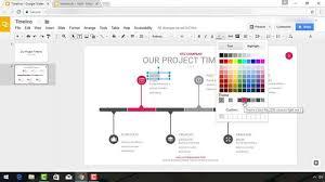 Google Project Timeline Techmell