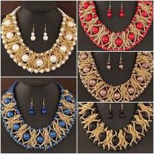 image is loading whole boutique set jewelry women gold plated african