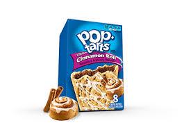 pop tarts cinnamon roll