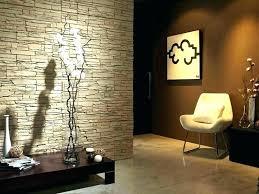 decorative stone walls interior contemporary wall