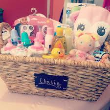 baby shower gift basket ideas for guests archives baby shower diy baby shower