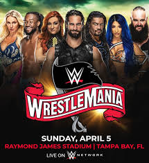 Wrestlemania 36 Wwe Travel Packages