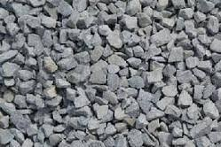Black And White Stone Chips Aggregate Size 40mm And 10mm