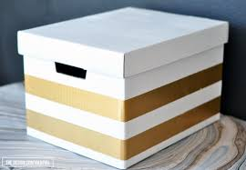 diy decorated storage boxes. DIY Decorative Storage Box Ideas Diy Decorated Boxes