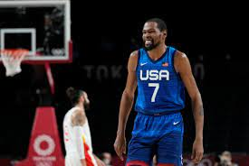 Olympic Basketball 2021: Kevin Durant ...