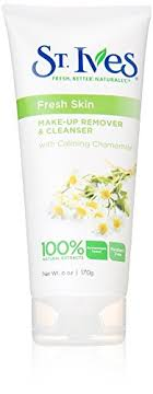 st ives swiss formula makeup remover cleanser all skin types 6 oz pack of 3 amazon co uk beauty