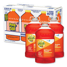 pine sol orange energy concentrated
