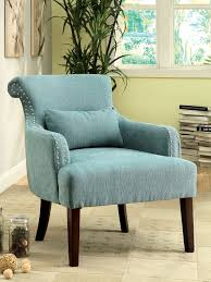 Turquoise Living Room Chair Turquoise Accent Chair Southern Enterprises Parkdale Arm Chair