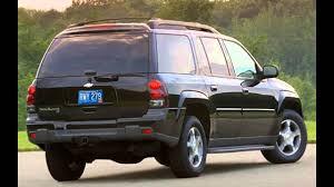 Chevrolet Trailblazer 2003 2004 Service Factory Service Manual ...