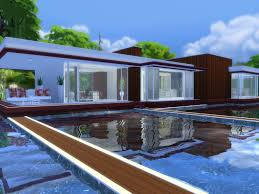 suzz86 s modern pool house