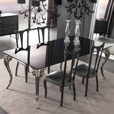 large black glass dining table set juliettes interiors large lacquered set full size