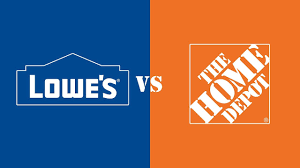 Lowes Vs The Home Depot