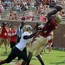 Aaron Mellette catching a pass during an Elon football game. Aaron now  plays for the Baltimore Ravens. | Football games, Elon university,  Baltimore ravens