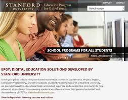 stanford s education program for gifted youth