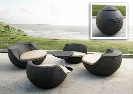 unique garden furniture. Unique Garden Furniture Trends Including Beautiful Chairs Images Plants Planters Art Flags Amazing Outdoor With Modern Wicker Sets