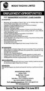 Accounting Job Description About 'management Accounting Job Description'Polygon Job Vacancy 12
