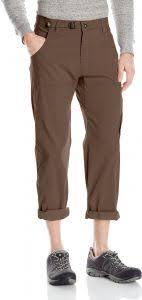 Prana M4st34116 Cfbn 35 Mens Stretch Zion Inseam Pants Coffee Bean Size 35