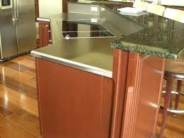 stainless steel countertops cost decoration custom island stainless steel cost estimate stainless steel countertops cost vs