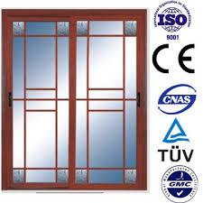 aluminium door china custom grill design use commercial frame glass sliding aluminium door manufacturer supplier fob is usd 50 0 250 0 square meter