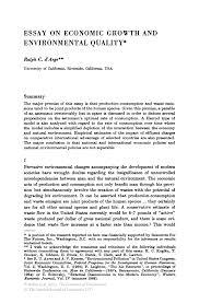 Economic Essay Toreto Co National Honor Society High School Essay