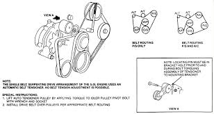 i need the drive belt routing for a 1995 ford mustang 5 0 8 cyl 2012 ford mustang front bumper at 2012 Mustang Engine Schematic