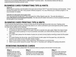 Office Depot Paper Templates Amazing Resume Template For Examples