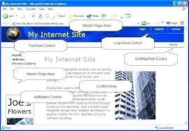 Aspx Templates Free Download Asp Net Home Page Design Nerdybabble Com