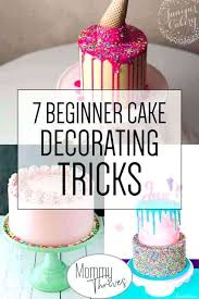 Decorating Cake Ideas Cakes Without Buttercream Collage Cake