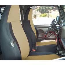 coverking neoprene front seat covers