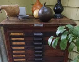 hamilton type printers cabinet 20 drawer