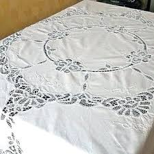 battenburg lace tablecloth lace table cloth vintage embroidery round tablecloth lace white top vinyl lace tablecloth