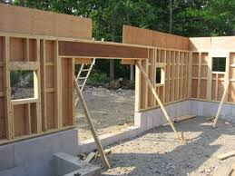 how to frame a garage doorBuildings