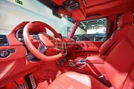 mercedes 6x6 brabus interior. Exellent Interior Brabus B63S  700 6x6 At 2013 Frankfurt Motor Show And Mercedes Interior H
