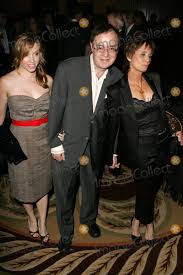 Photos and Pictures - David L. Lander with Kathy Fields and daughter at  Dinner of Champions hosted by the National Multiple Sclerosis Society.  Century Plaza Hotel, Century City, CA. 09-21-06