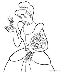A favorite fairy tale, cinderella, beautiful coloring pages of cinderella, the good fairy and the prince. Cinderella Coloring Pages Cartoons Princess Cinderella Sheets E1420812829983 Printable 2020 1792 Coloring4free Coloring4free Com