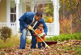 kid rake leaves. raking leaves kid rake u
