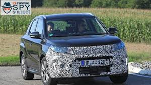 2018 suzuki vitara. modren 2018 the facelifted vitara will carry forward the same powertrain from  current version of  a 16litre petrol diesel engine and  with 2018 suzuki vitara
