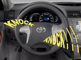 How to FIX Toyota Camry Steering Wheel noise intermediate shaft ...