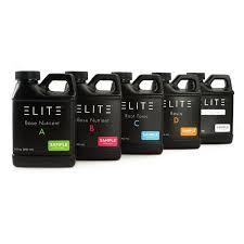 Elite Nutrients Trial Kit